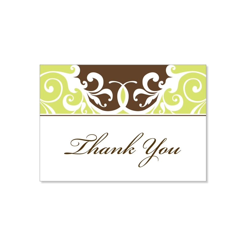 Wedding thank you cards, Thank you card templates, Diy thank you cards