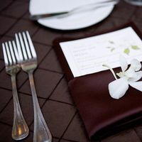 Reception, Flowers & Decor, white, ivory, Menu, Napkin