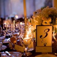 Reception, Flowers & Decor, ivory, brown, Centerpieces, Centerpiece