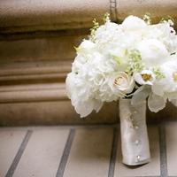 Flowers & Decor, white, green, Bride Bouquets, Flowers, Bouquet