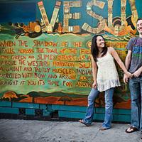 City, Engagement, San, Francisco, Urban, Diana kay photography, Vesuvio