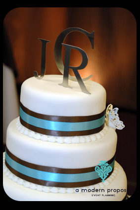 Planning, Cakes, blue, brown, cake, planner, Modern, Modern Wedding Cakes, Wedding, Proposal, A, Event, Aqua, Edmonton, A modern proposal event planning