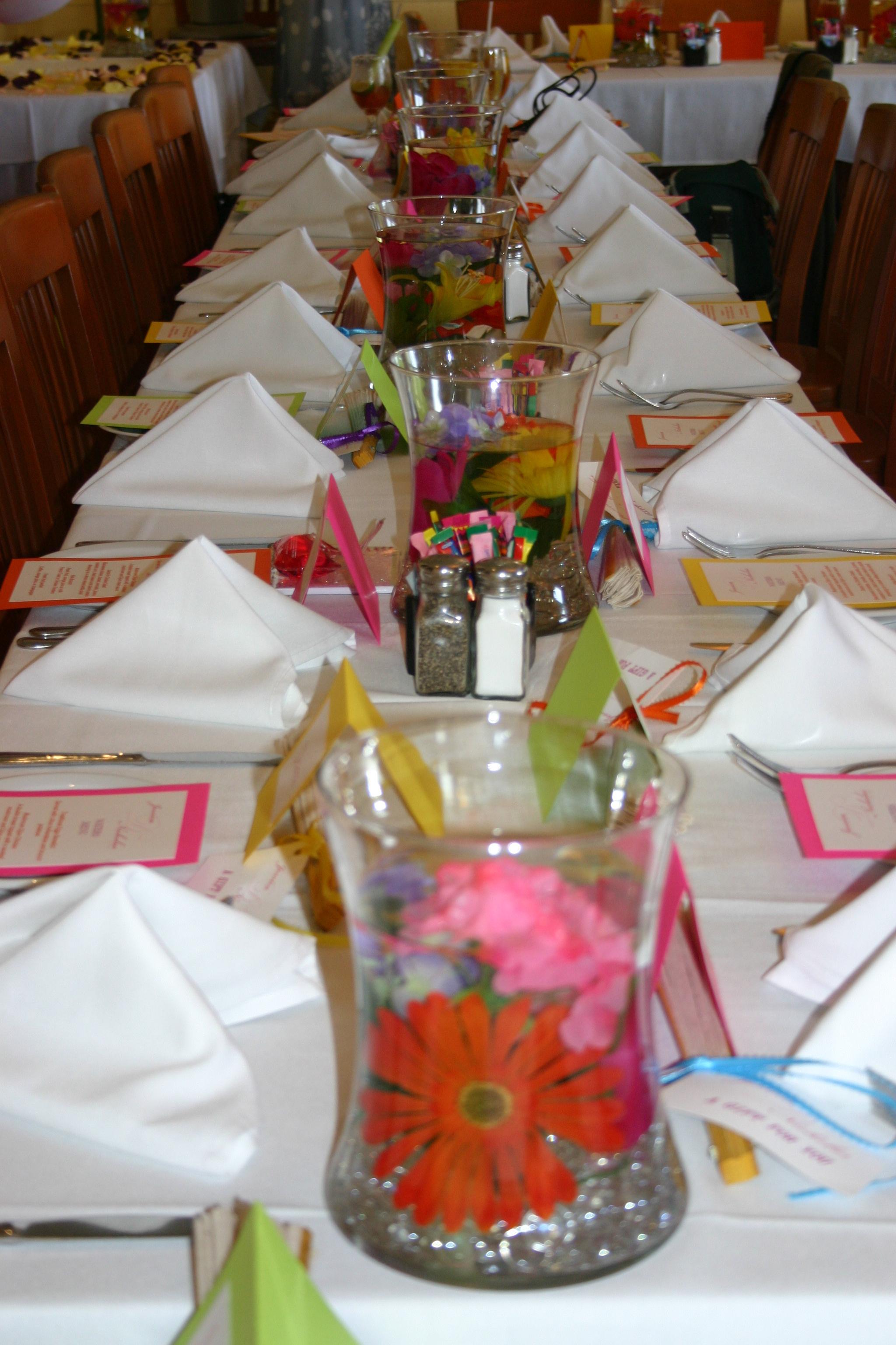 Flowers & Decor, Flowers, Silk, Submerged, Ceneterpiece