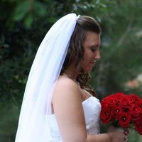Flowers & Decor, red, Bride Bouquets, Bride, Flowers, Cupkey photography