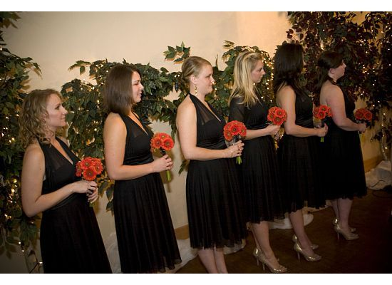 Ceremony, Flowers & Decor, Decor, orange, black, Party, Bridal, Emerald engagements wedding event planning
