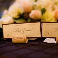 Stationery, Place Cards, Placecards, Cork