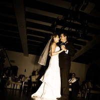 Dance, Wedding, First, Couple, Married, Floor, Sepia, Wood, Allen taylor photography