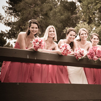 Flowers & Decor, Bride Bouquets, Bride, Flowers, Bridge, Maids, Allen taylor photography