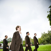 Men, Groom, Walking, Park, Man, Best, Allen taylor photography