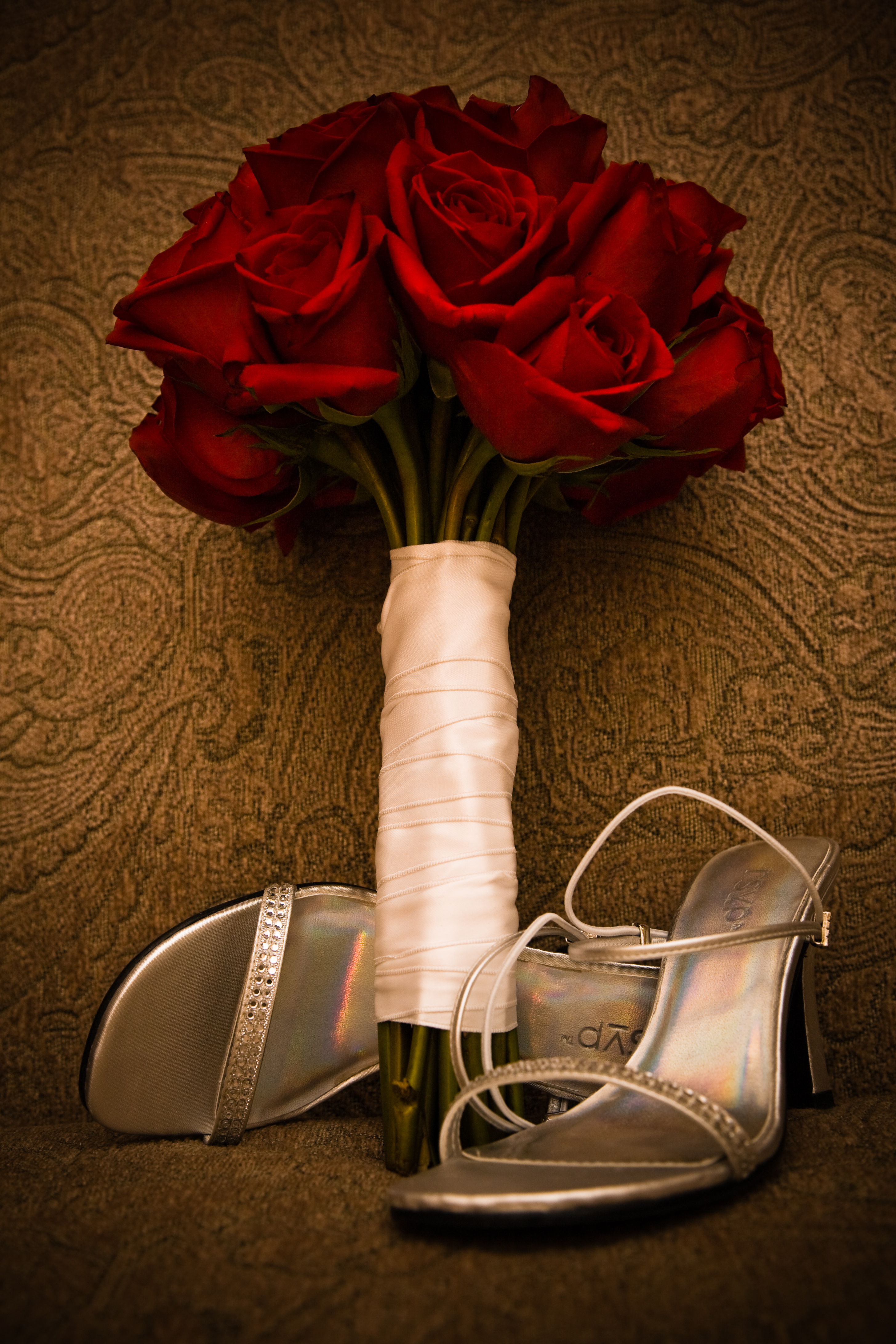 Shoes, Fashion, red, Bouquet, Style, Pretty, Fowers, Allen taylor photography