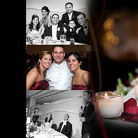 Photography, Wedding, Book, Photo, Album, Page, Panoramic, Flat, Lay, Desimone designs