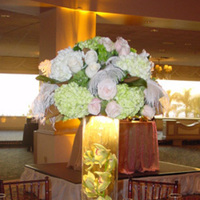 Flowers & Decor, white, green, Centerpieces, Flowers, Glowing, San diego wholesale flowers
