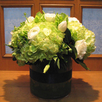 Reception, Flowers & Decor, Decor, white, green, Flowers, Vase, Do, Glass, Designers, It, Yourself, San diego wholesale flowers