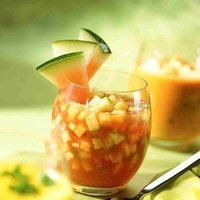 Food, Catering, Watermelon, Appetizer, Robert ryan catering, Gazpacho