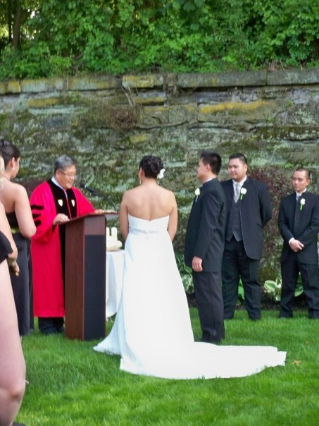 Ceremony, Flowers & Decor, Bride, Groom, Station, Officiant, Columbia