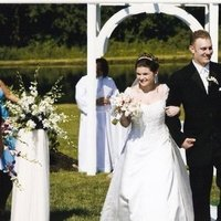 Bride, Groom, And, House, Inn, Manor, Brandywine