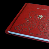 Custom, Indian, Album, Leather, Pictobooks, Mystique