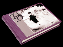 Ceremony, Reception, Flowers & Decor, purple, Bride, Groom, Signature, Album, Cameo, Pictobooks