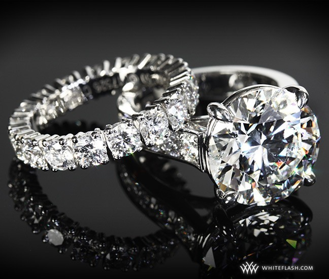 rings wedding blog engagement off ring jewelry tiffany authentic secrets diamond half