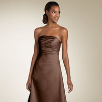 Wedding Dresses, Fashion, brown, dress
