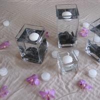 DIY, Reception, Flowers & Decor, purple, Centerpieces, Centerpiece