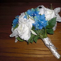Flowers & Decor, blue, Bride Bouquets, Flowers, Bouquet, My