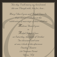 Inspiration, Stationery, brown, black, gold, invitation, Invitations, Wedding, Board, Theme, Color, Tan