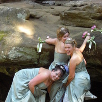Bridesmaids, Bridesmaids Dresses, Fashion, green, Pictures by chell