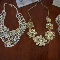 Jewelry, Bridesmaids, Bridesmaids Dresses, Fashion, yellow, silver, gold