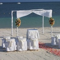 Destinations, Mexico, Beach wedding, Occasions weddings and events inc, Ceremony setup