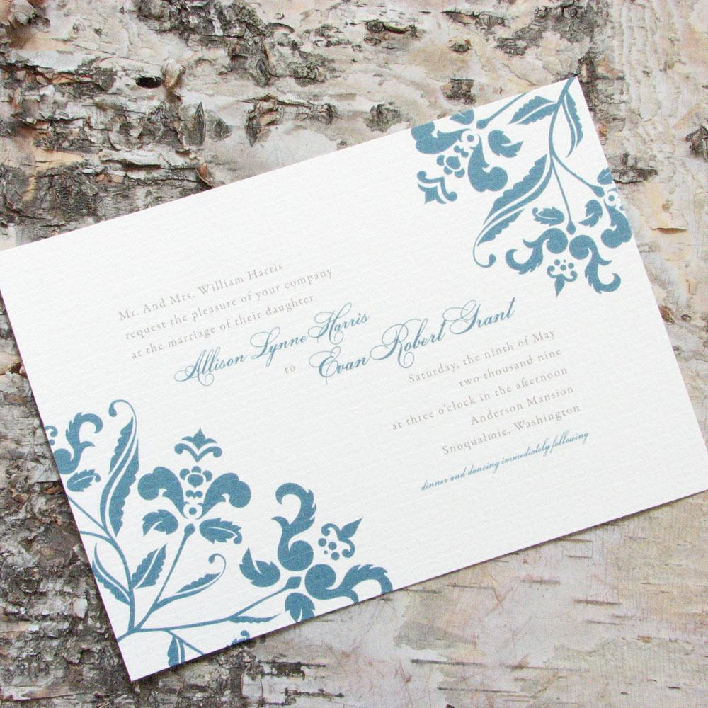Stationery, pink, invitation, Invitations, Wedding, Custom, Lily, Personalized, Press, Baroque, Pink lily press