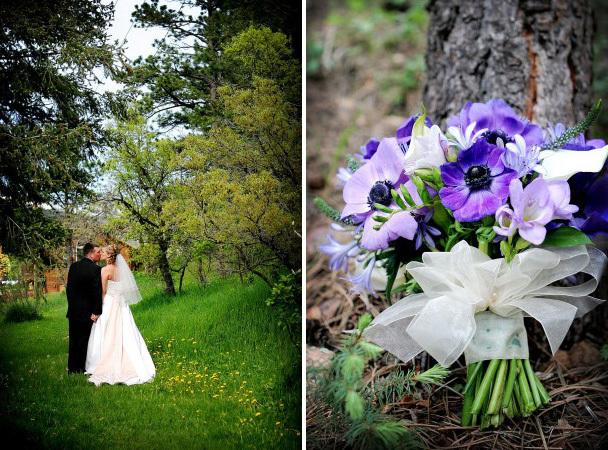 Inspiration, Flowers & Decor, purple, green, Bride Bouquets, Bride, Flowers, Groom, Board, Kissing, Ashley bartoletti photography, Forrest