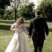 Wedding Dresses, Fashion, pink, green, dress