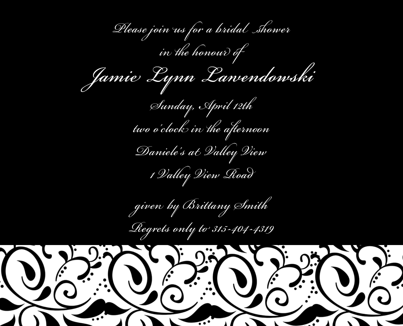 Inspiration, Bridesmaids, Bridesmaids Dresses, Stationery, Fashion, white, black, silver, invitation, Invitations, Wedding, Bridal, And, Board, Theme, Shower, Star, Desimone designs