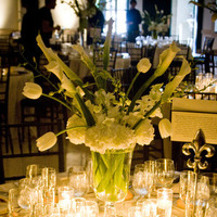 Inspiration, Reception, Flowers & Decor, white, black, Centerpieces, Flowers, Centerpiece, Calla, Orchids, Tulips, Board, Lily, Hydrangeas, French, Simply that flowers