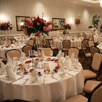 Reception, Flowers & Decor, white, pink, Flowers, Ballroom, Waterford at fair oaks