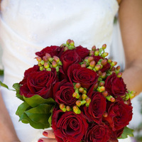 Flowers & Decor, red, black, Bride Bouquets, Flowers, Roses, Bouquet, Bridal, Magic, Loris flowers