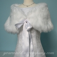 Bridesmaids, Bridesmaids Dresses, Wedding Dresses, Fashion, white, dress, Winter, Bridal, Satin, Wrap, Your wedding company, Faux fur, winter wedding dresses, satin wedding dresses
