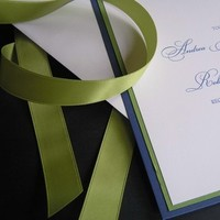 Inspiration, Stationery, blue, green, invitation, Invitations, Wedding, Board, Layered, The write touch