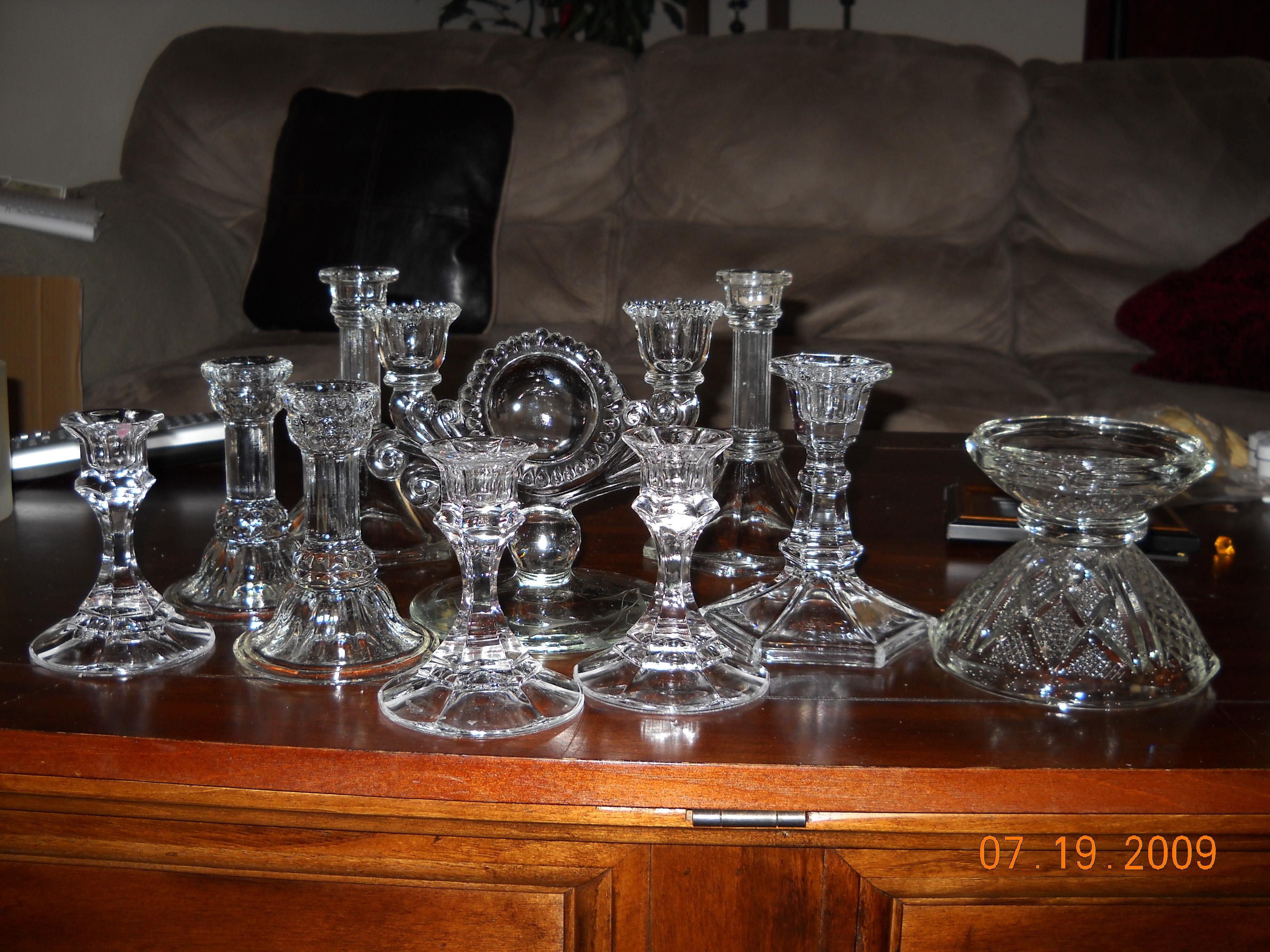 Ceremony, Reception, Flowers & Decor, Candleholders