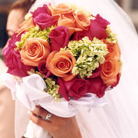 Flowers & Decor, green, gold, Bride Bouquets, Flowers, Roses, Bouquet, Brides, The flower exchangecom