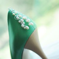 Jewelry, Wedding Dresses, Shoes, Fashion, green, dress