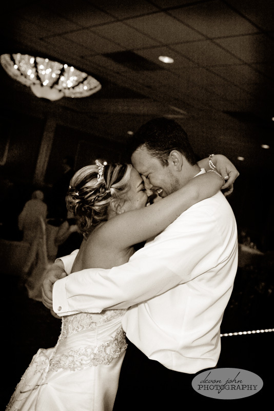 First dance, Love, Devon john photography