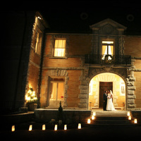 Bride and groom, Night, Devon john photography