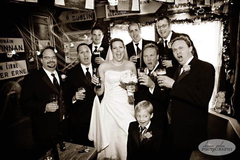 Groomsmen, Fun, Bar, Pint, Beer, Devon john photography, Pub