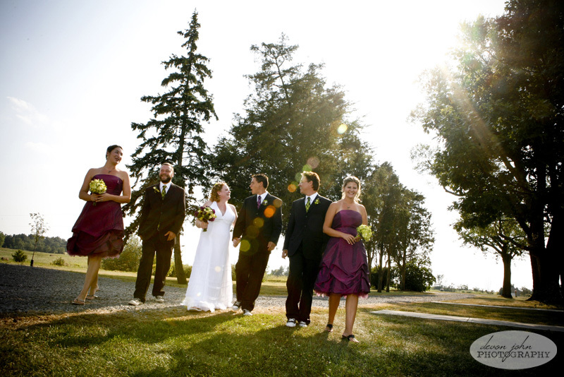 Bridesmaids, Bridesmaids Dresses, Fashion, purple, green, Bridal party, Sun, Devon john photography