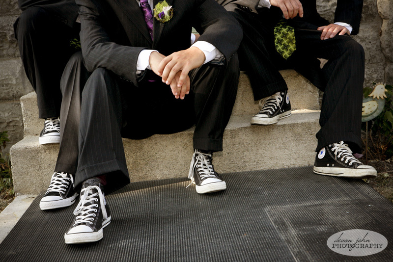 Shoes, Fashion, Groomsmen, Chucks, Devon john photography
