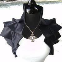 Wedding Dresses, Fashion, black, dress, Wrap, Bolero