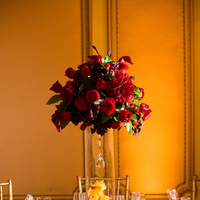 Reception, Flowers & Decor, red, Centerpieces, Centerpiece, Enchanted garden floral event design