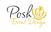 Make, It, Posh, Memorable, Posh event design llc